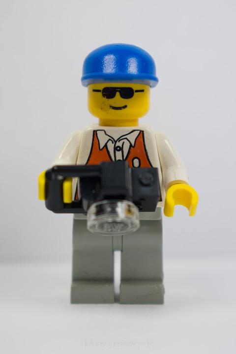 Lego, Minifigurka, Lego City, Pads, Blocks
