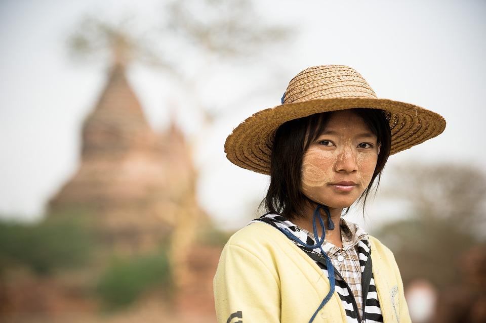 Myanmar, Pagan, Temple, Pagoda, Burma, Bagan, Culture