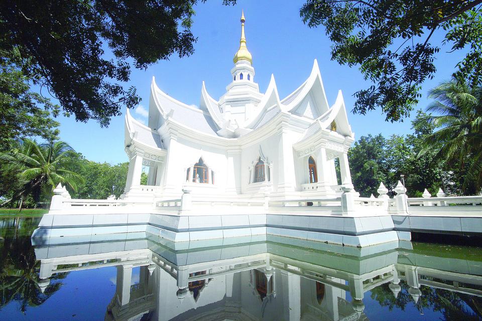 Temple, Pagoda, Buddhism, Religion, Buddhist, Shrine