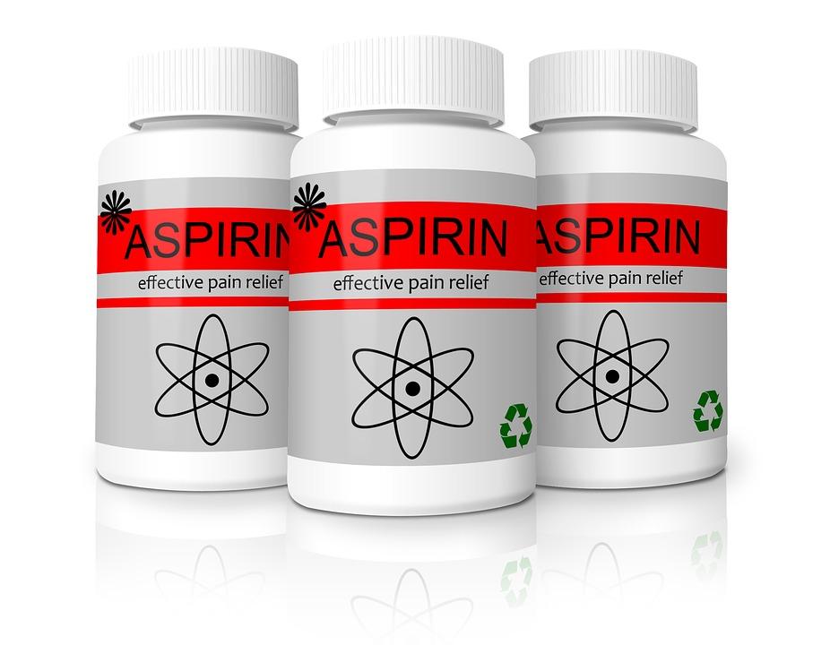 Asprin, Headache, Pills, Health, Medicine, Pill, Pain