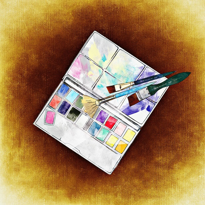 Paint, Color, Artists, Colorful, Painting, Brush