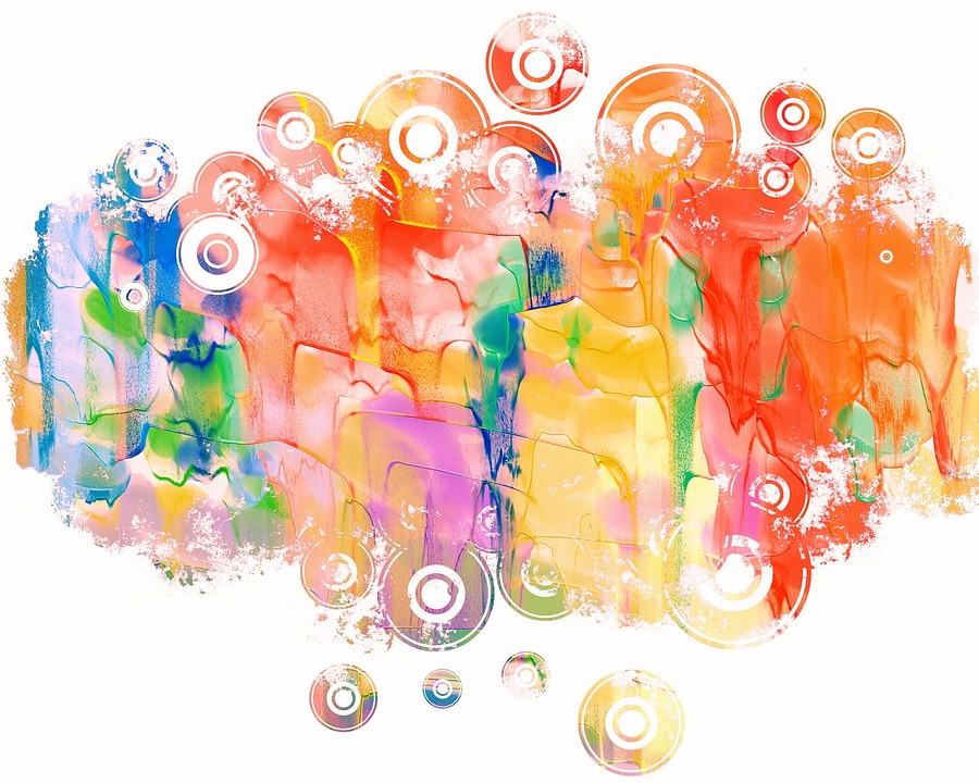 Watercolour, Paint, Dripping, Ink, Effect, Style