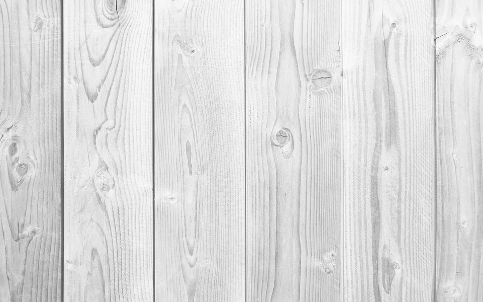 White Painted Wood Bright Texture