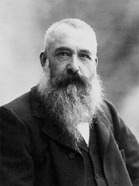 Painter, Artists, Claude Monet, Impressionist, 1899