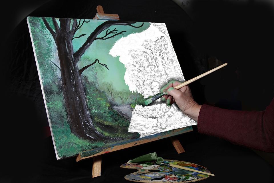 Paint, Art, Painting, Artists, Color, Colorful, Painter