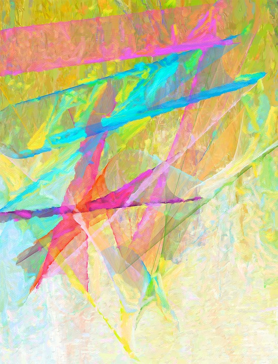 Abstract, Background, Painterly, Pastel, Painting