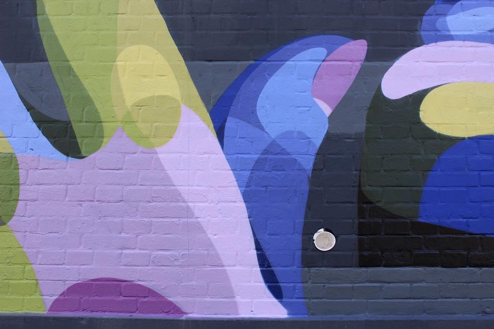 Color, Graffiti, Painting, Attractive, Colors, Walls