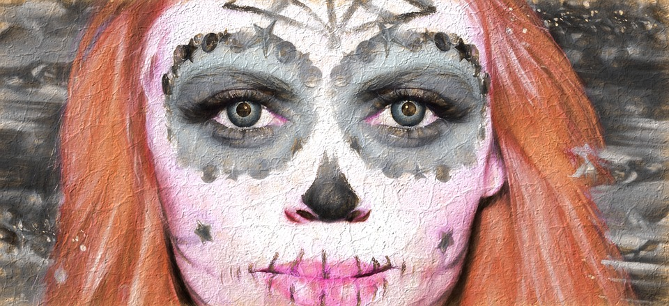Image, Painting, Painted, Paint, Face, Carnival