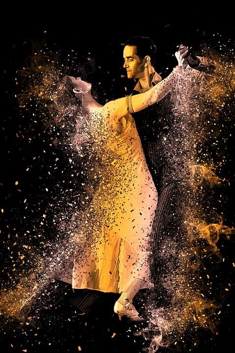 Tango, Dance, Pair, Couple Dance, Dancers, Human, Sport