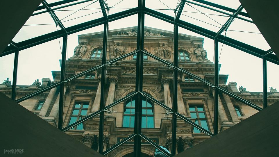 Symmetry, Palace, Architecture