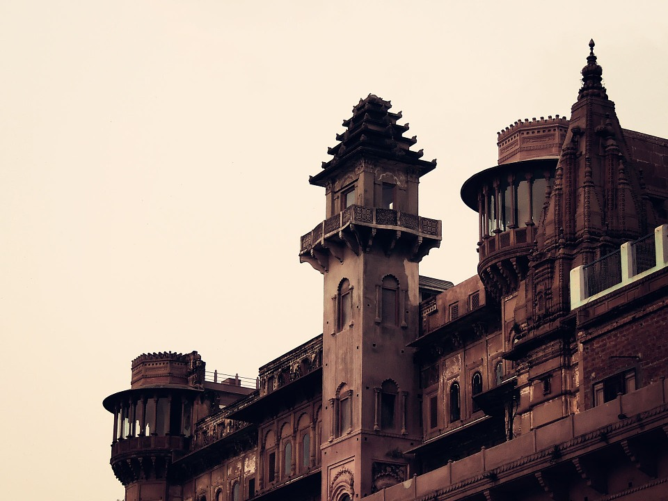 Palace, India, Fort, Old, Architecture, Travel