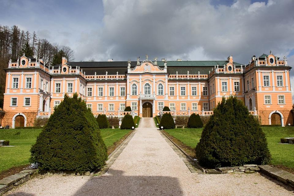 Castle, Building, Architecture, Medieval, Palace
