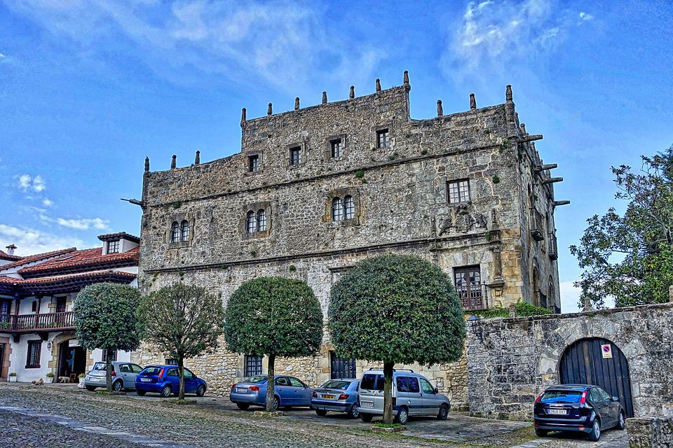 Palace, Fortification, Architecture, Castle, Tower