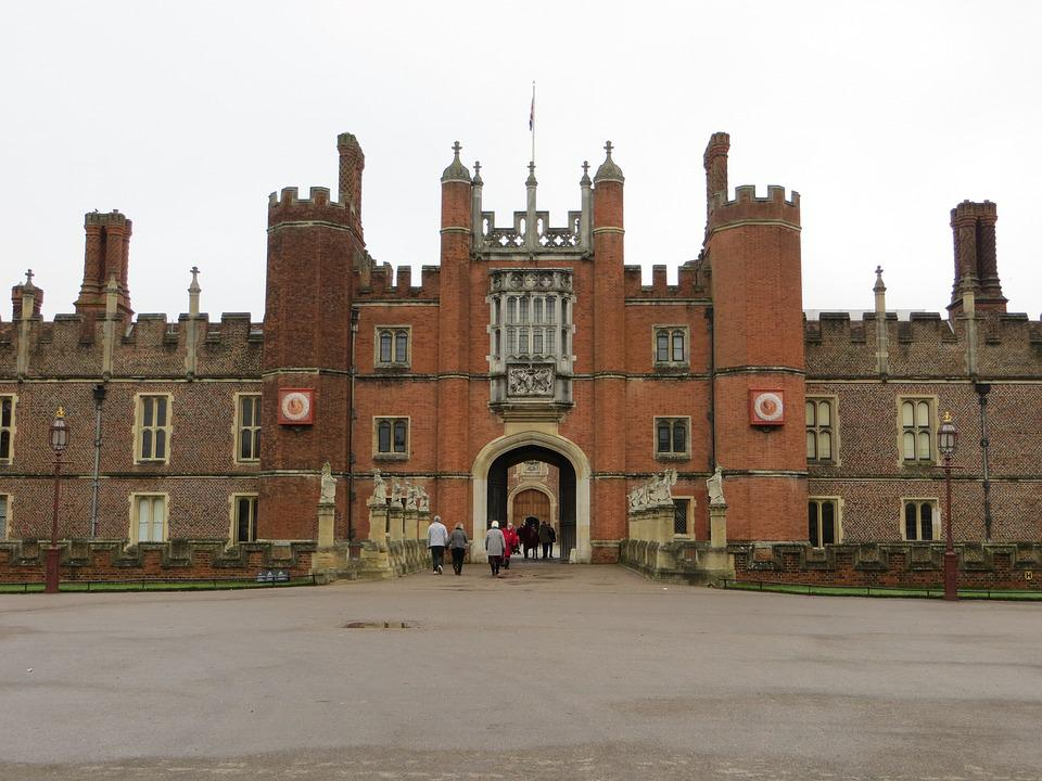 Hampton, Court, Palace, Hampton Court Palace