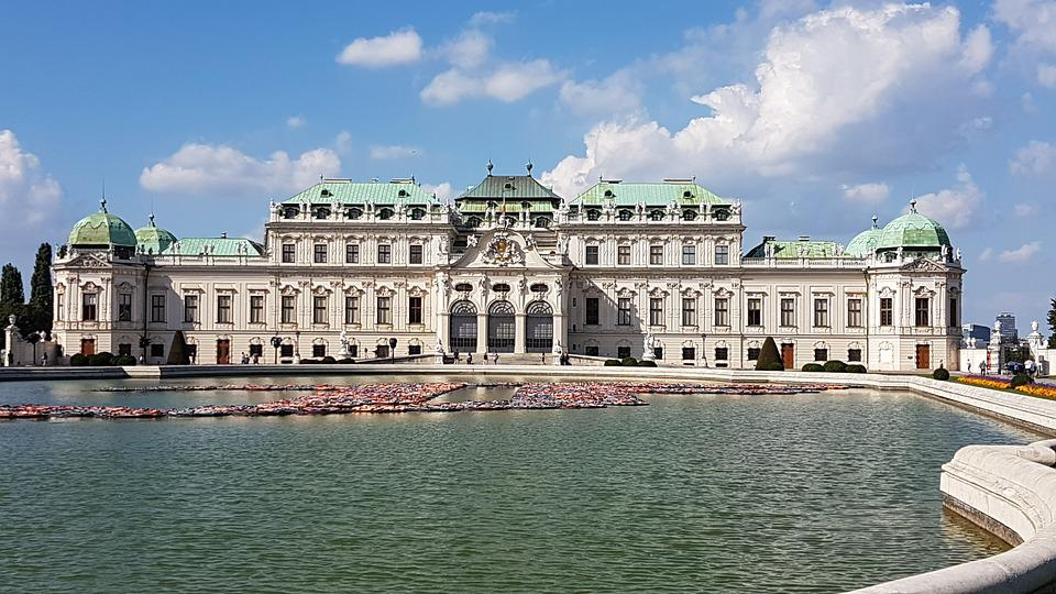 Imperial Capitals, Vienna, Palace
