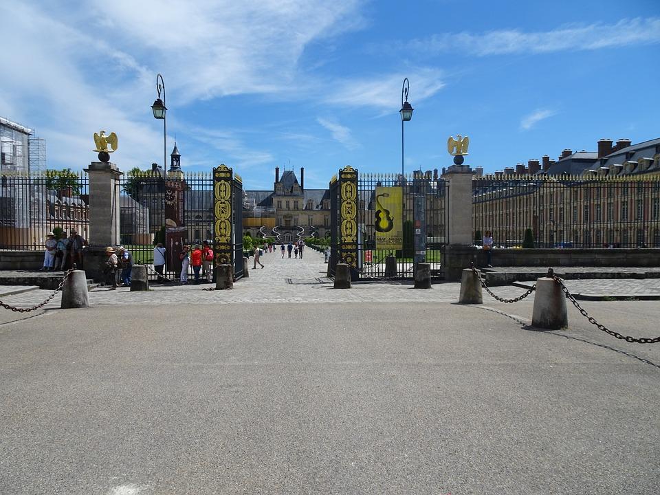 Fontainebleau, Palace, Napoleon