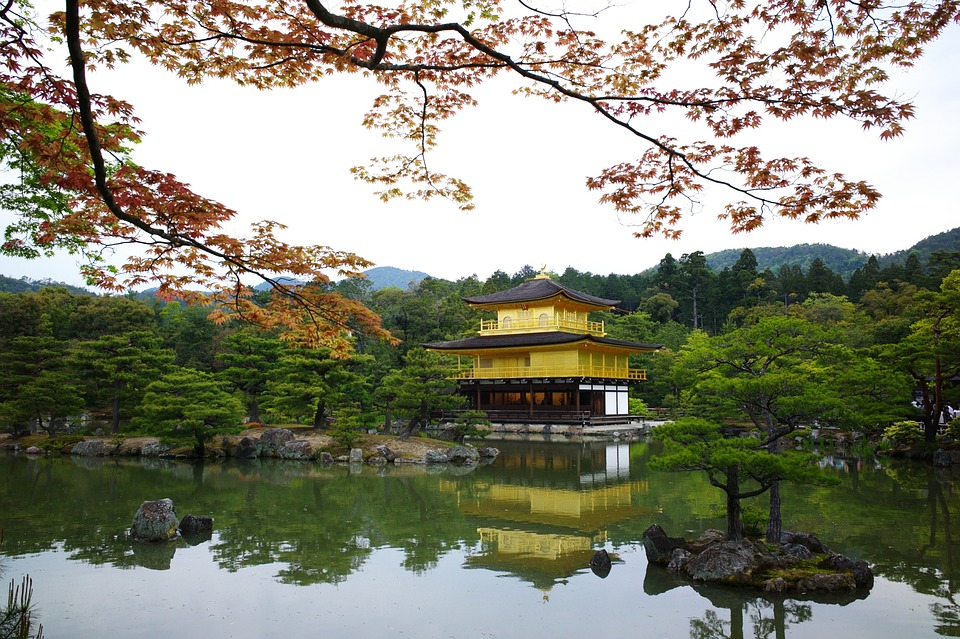 Palace, Japan, Landscape, Photography, Photographer