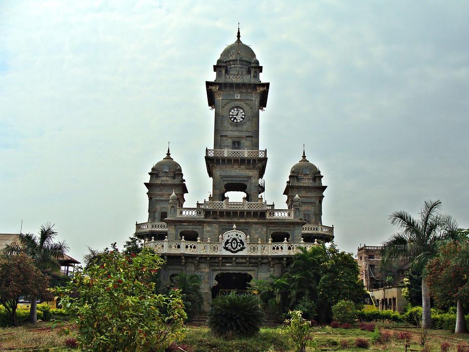 Palace, Patwardhan Palace, Royal, Architecture, Stone