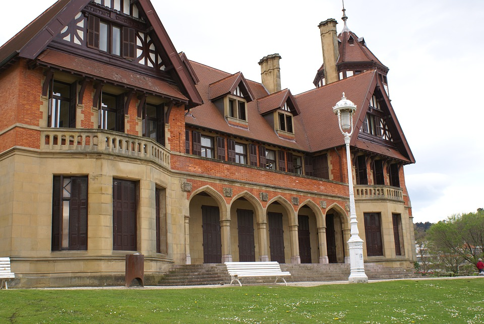 Palacio Miramar, Architecture, San Sebastian