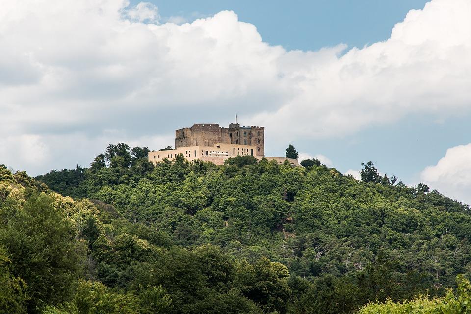 Hambach Castle, Castle, Maik Bunting, Palatinate