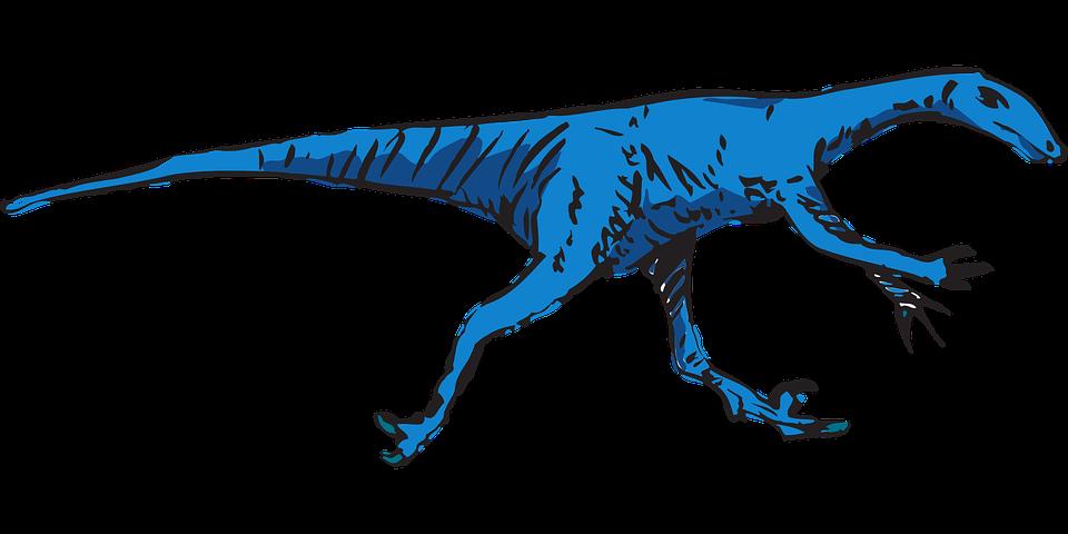 Dinosaur, Running, Prehistoric, Paleontology, Jurassic