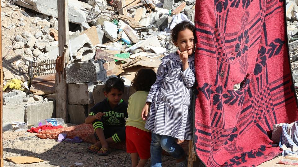 Palestine Gaza Strip In 2015, Beit Hanoun