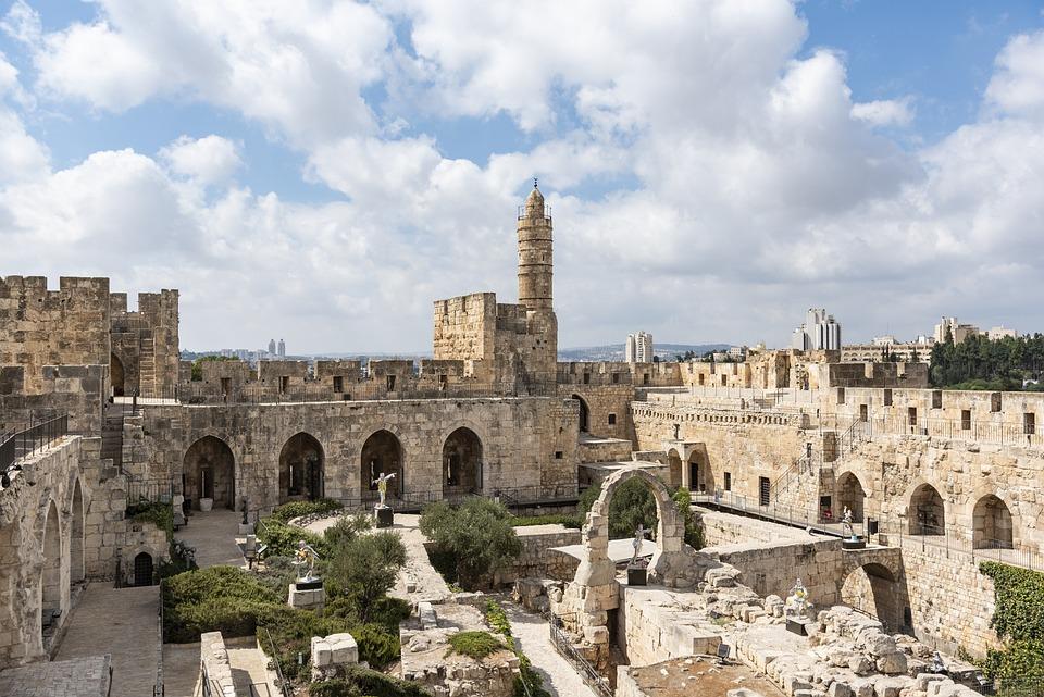 Israel, Jerusalem, Jewish, Palestine, Religion, Temple