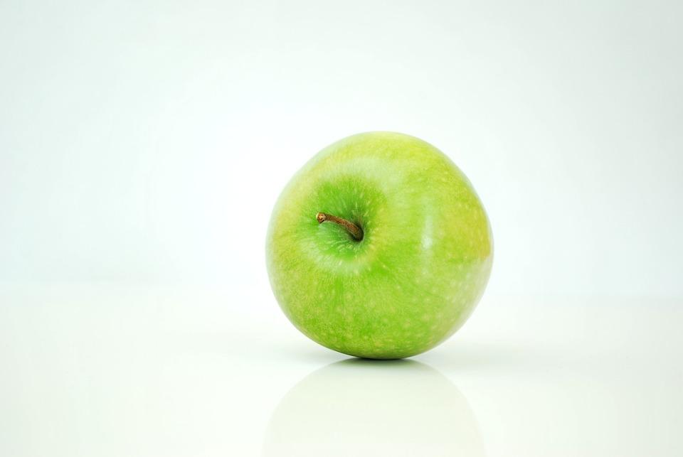 Green, Apple, Pallet Pulpwood, Green Food
