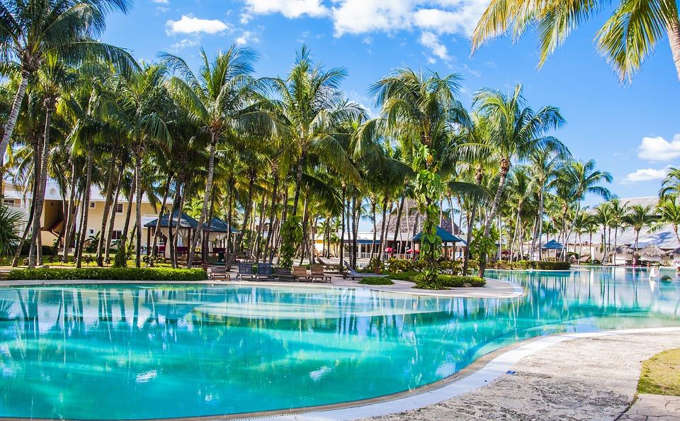 Palma, Tropical, Resort, Vacation, Ease, Hotel, Summer