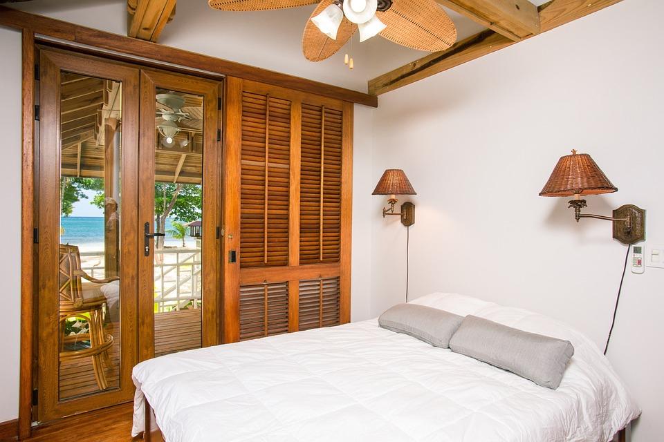 Hotel Room, Bedroom, Interior, Palmetto Bay