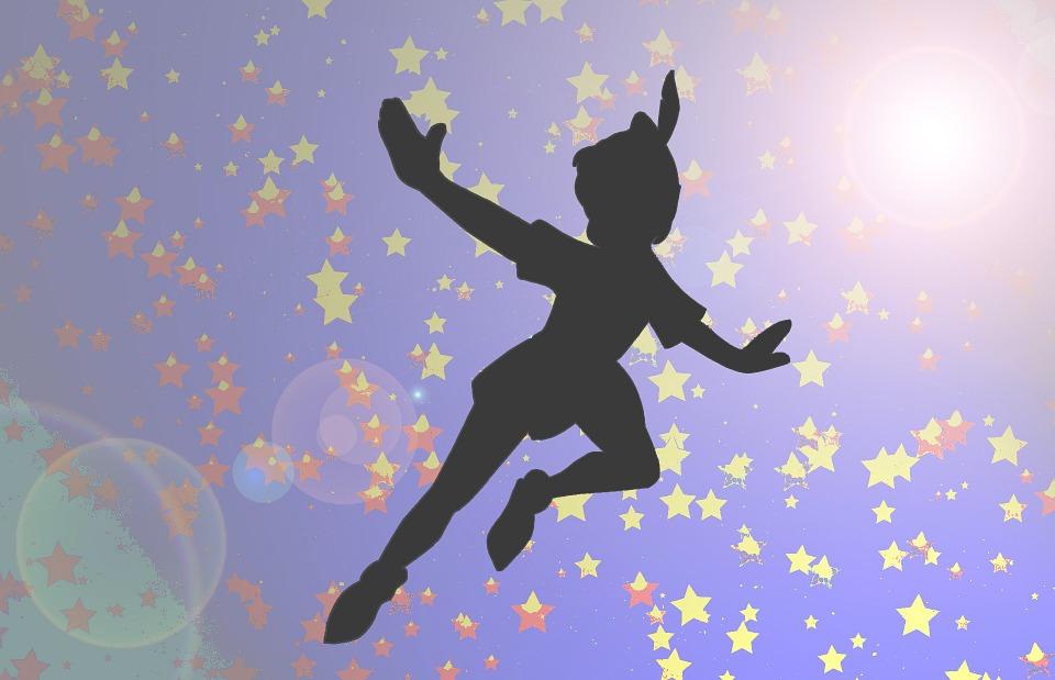 Peter, Pan, Fairy Tales