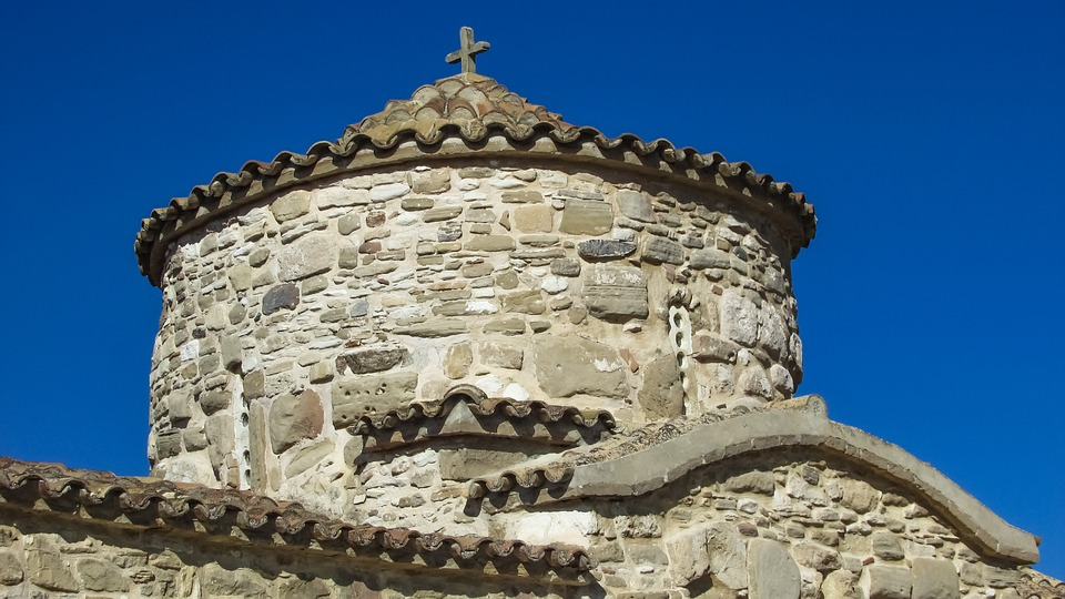 Panagia Tou Kampou, Church, Orthodox, Dome
