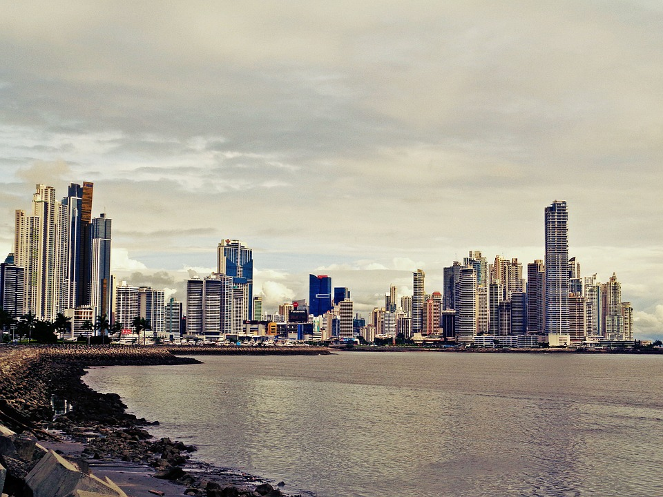 Panama City, Modern City, Skyscrapers