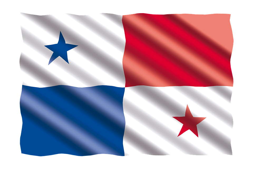 International, Flag, Panama