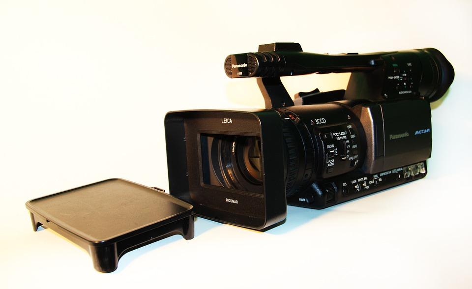 Camera, Digital, Panasonic