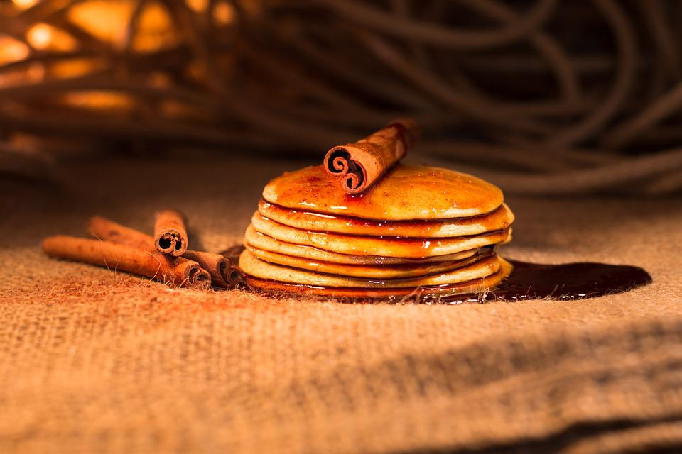 Pancakes, Pancake, Dessert, Delicious, Breakfast, Sweet