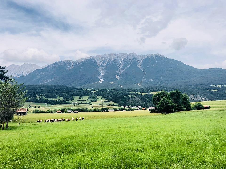 Alps, Nature, Mountains, Panorama, Alpenpanorama