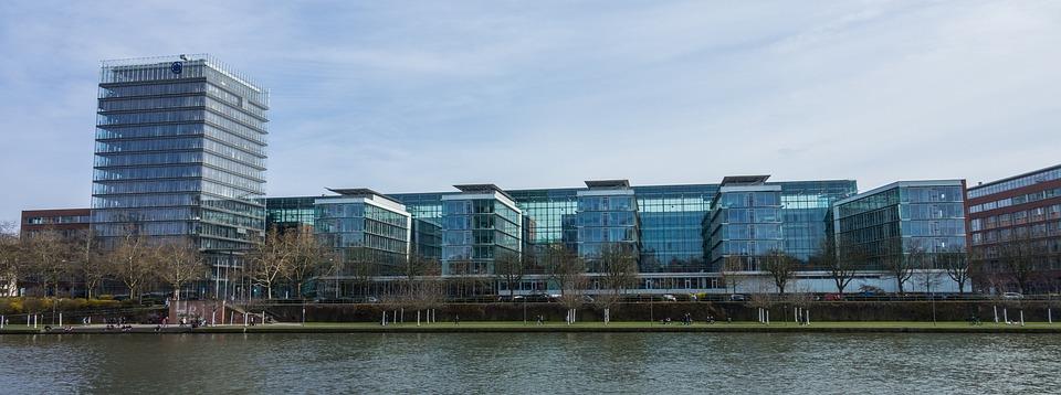Panorama, City, River, Architecture, Urban, Alliance
