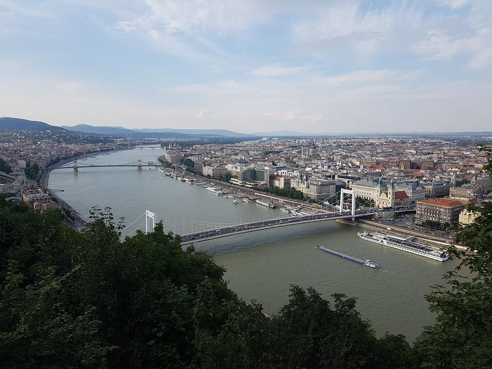 Budapest, Panorama, City View, Hungary, City Panorama