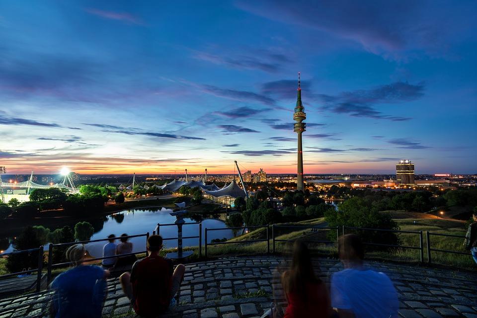 Panorama, Sunset, Sky, Waters, Travel, Dusk, Landscape