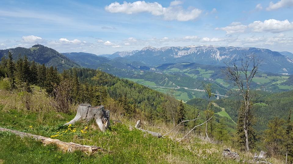 Mountains, Hiking, Idyll, Panorama, Mountain Hiking