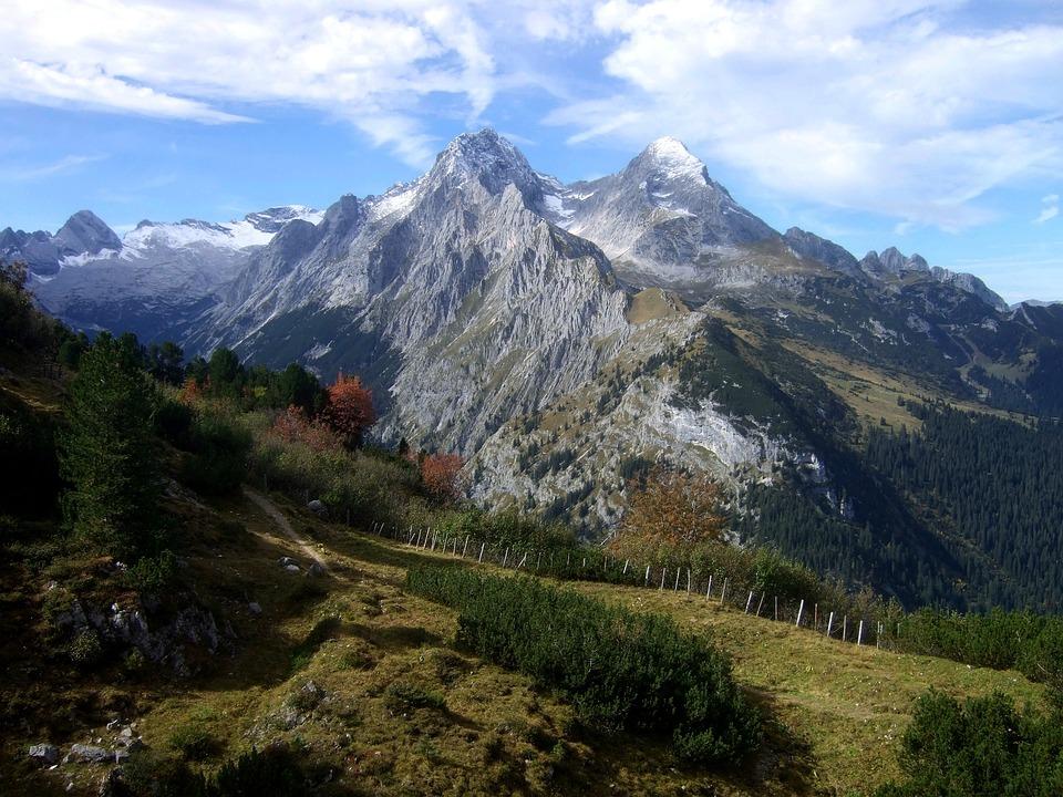 Mountain, Panorama, Nature, Landscape, Mountain Summit