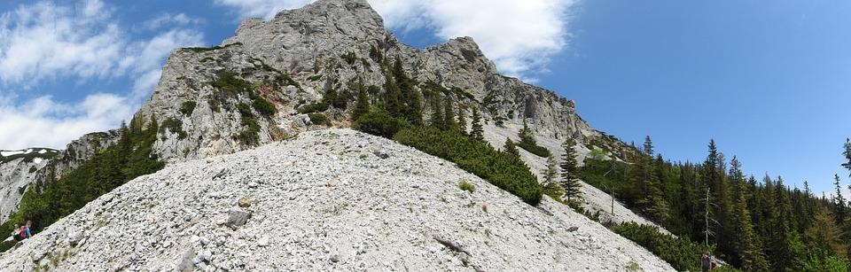 Mountain, Nature, Panorama