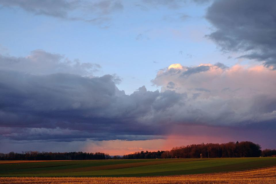 Nature, Landscape, Panorama, Mood, Evening