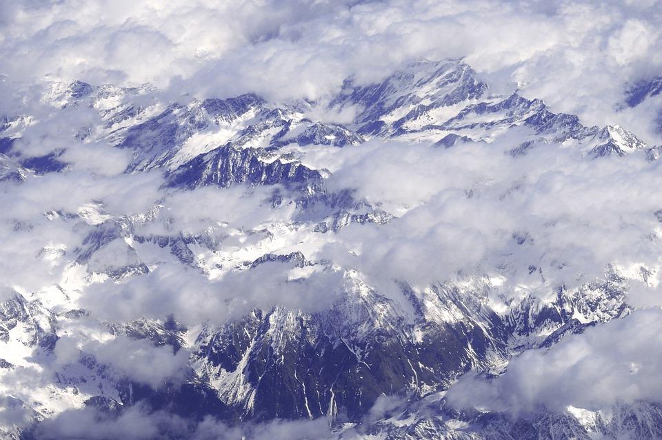 Panorama, Nature, Sky, Mountain