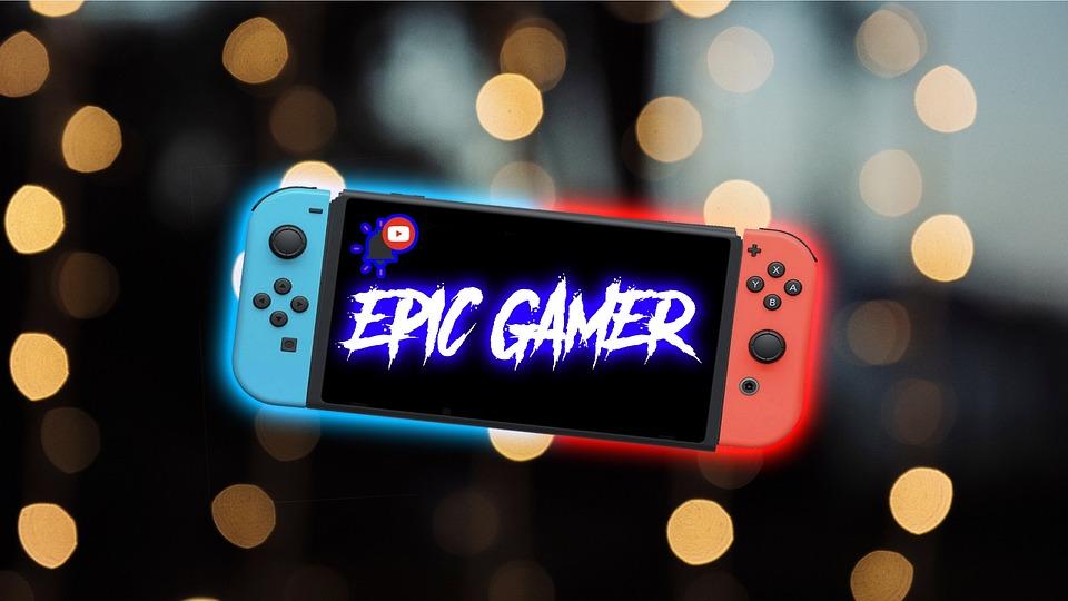 Epic Gamer, Games, Fortnite, Players, Panorama, Epic