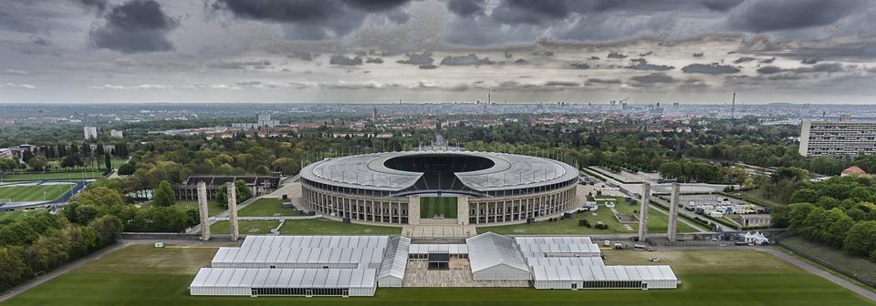 Panorama, Architecture, Panoramic Image