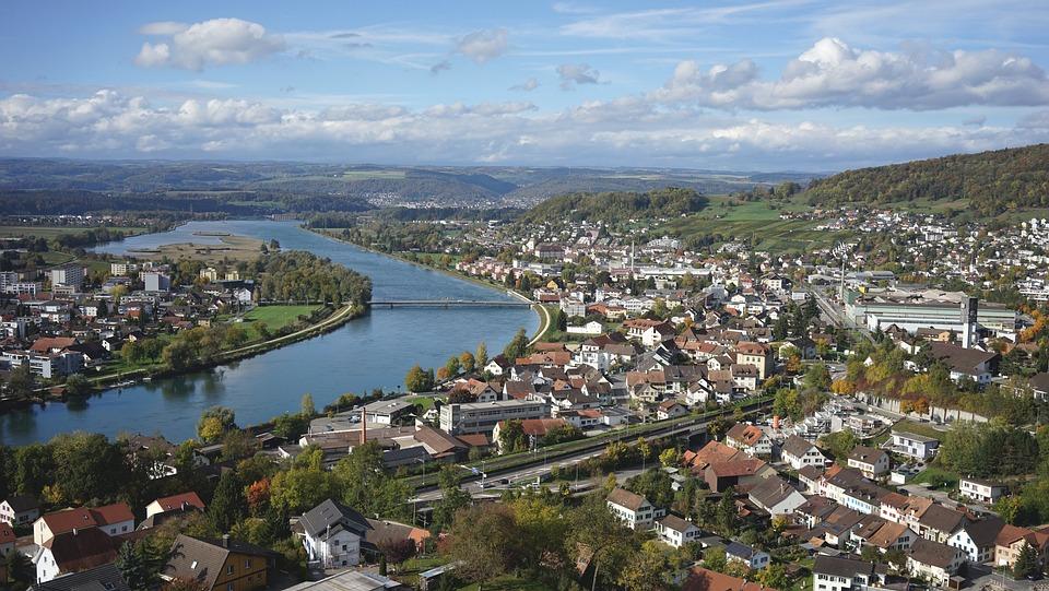 City, Panorama, Urban Landscape, Panoramic Image