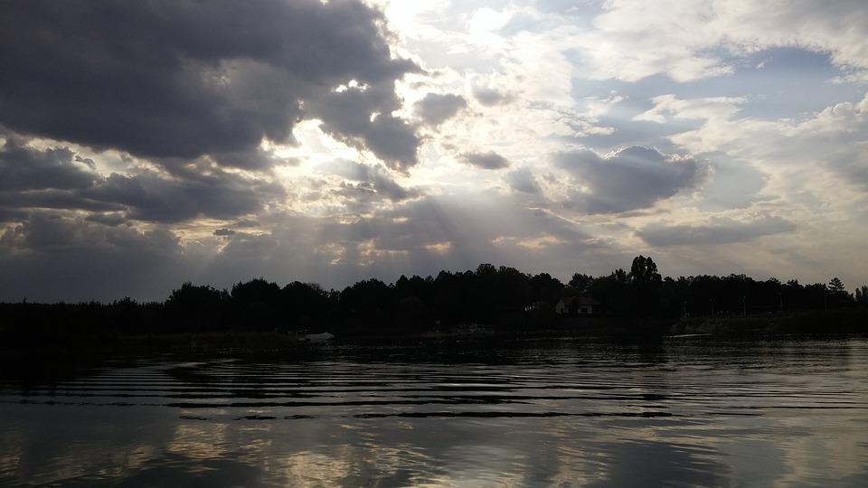 Water, Nature, Panoramic, Sky, Reflection