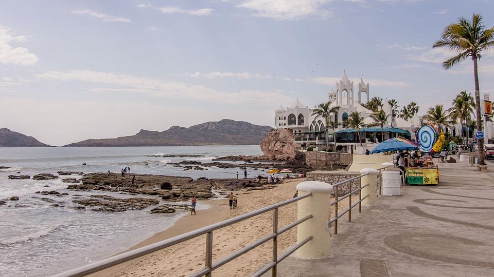 Body Of Water, Sea, Travel, Panoramic